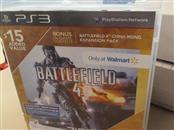 BATTLEFIELD 4-PS3